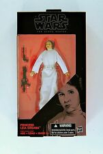 Star Wars The Black Series Princess Leia Organa # 30 Hasbro 6 Inch