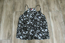 Ärmellose H&M Damenblusen, - tops & -shirts mit Rundhals-Ausschnitt