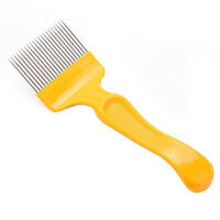 Bee Keeping Stainless Steel Honey Comb Beekeeping Tine Uncapping Fork Hive Tool