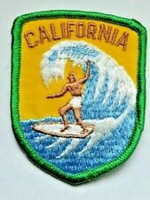 Vintage California Surfing Patch