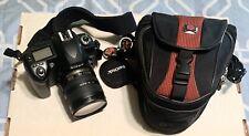 Nikon D70s Digital Slr Camera W/Af-S Dx 18-70mm Zoom Lens/Case/Battery/Charger .