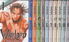 WARLORD tomes 1 à 14 Kim Byung Jin Kim Sung Jae MANGA série français JACKALS