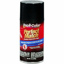 Duplicolor Bcc0427 For Chrysler Code Pxr Black Pearl 8 Oz Aerosol Spray Paint