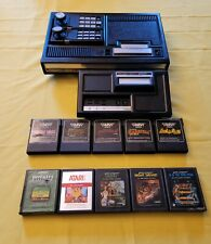 ColecoVision W/ Expansion Module 1 & Games