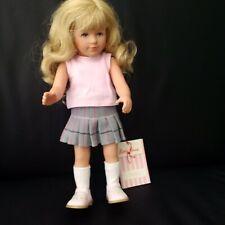Käthe Kruse Puppe Baby Mein 35 H + 1 Kleid