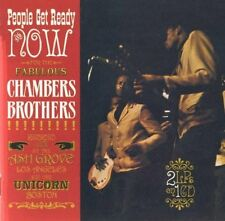 Chamber Brothers - People get ready & Now   CD Album