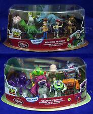 NEW 15 Toy Story Mini Figures HEROES & VILLAINS SETS Disney PIXAR Lotso STRETCH