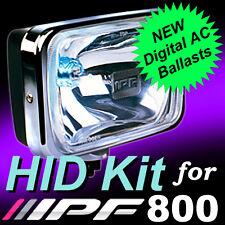 IPF 800 Spot Driving Light H3 6000K Internal HID Kit