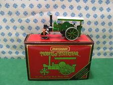 Vintage  -  AVELING  PORTER  STEAM  ROLLER  1894        - Matchbox  Y 27