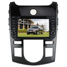 """7""""DVD GPS Stereo Satnav Headunit Multimedia For Kia Cerato Forte Koup 2009-2012"""