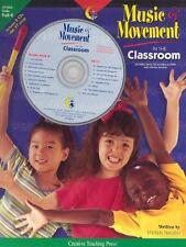 Music & Movement (Prek-K) (2000, CD / Paperback, Revised, Teacher's Edition...