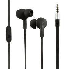 LogiLink HS0042 In-Ear Headset Kopfhörer Wassergeschützt IPX6 3,5mm Klinke Black