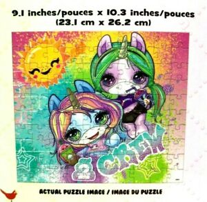 Poopsie Slime Surprise 100 Piece Jigsaw Puzzle New Sealed
