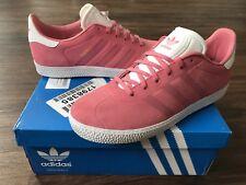 Adidas Gazelle Older Girls Trainers, Pink - Size 5.5