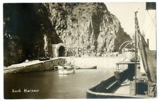More details for rp sark- sark harbour by norman grut animated boats channel islands