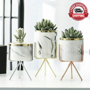 Nordic Ceramic Vase Tabletop Flower Plant Pot Decor Modern Home Decoration Vases