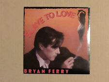 "Bryan Ferry - Slave To Love (7"" Vinyl Single)"