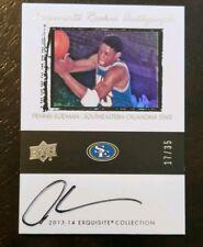 2013-14 Exquisite Basketball Dennis Rodman auto 17/35