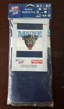 MAINE BLACK BEARS 27 x 37 BANNER FLAG BRAND NEW WINCRAFT