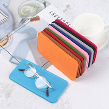 Cloth Glasses Case Eyeglasses Sleeve Reading Glasses Pouch Eyewear Protector