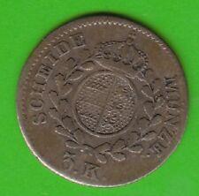 4 Pfennig Lippe 1784 erhaltung Siehe Scan Münzen Altdeutschland Bis 1871 Münzen