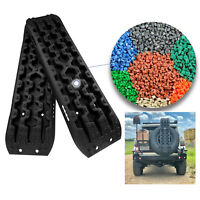 4GEN Recovery Tracks Traction Sand Snow Mud Track Tire Ladder Black 4WD