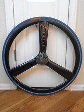 Nimble Crosswind Tri Spoke 3 Wheel Set Rims/Hubs 700c Race Wheels