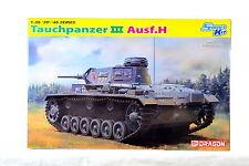 Dragon 6775 1/35 Pz.Kpfw.III (Tauchpanzer) Ausf.H