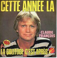 CD Single Claude FrançoisCette année là 2-TRACK CARD SLEEVE
