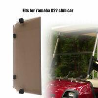 Folding Tinted Windshield For Yamaha G22 Golf Cart 2003-2006 Impact Resistant US