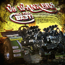 V8 WANKERS - FULL PULL BABY! CD for Motörhead, AC/DC and Rose Tattoo Fans