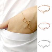 Korean Nurse Doctor Stethoscope Women Fashion Heart Unique Bracelet Jewelry