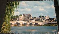 France Amboise La Loire Le Pont Le Chateau 2.110 Valoire - unused