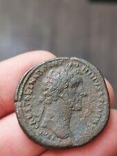 Assez rare sesterce d'Antonin le pieux, Rome 151-152 ! 27,04 g