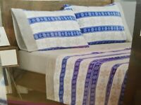Beautyrest twin size Luxurious fleece Twin  sheet set NIP Retail $70