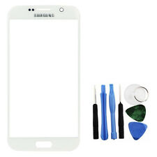 White Front Glass Lens LCD Repair + Tools Part for Samsung Galaxy S6 SM-G920F