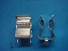 """(10) COOPER BUSSMANN 1A3400-09 20A 500V CARTRIDGE FUSE CLIP HOLDER 13/32"""" PCB"""