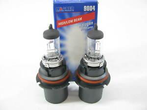 (2) Wagner 9004 Headlamp Headlight Light Bulb - 12V 65/45 Watt 95 Candle