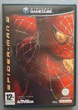Jeu SPIDER-MAN 2 - Nintendo Game Cube - Français (PAL) - Complet