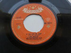 THE BEATLES 1964  U.K.  45   AIN'T SHE SWEET  POLYDOR  NH  52317