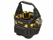 Stanley Fat Max Builders Apprentice Electrician Open Tool Bag Pouch Box Chest
