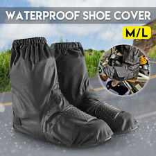 Men Women Reusable Rain Shoe Cover Waterproof Boot Overshoes Protector Reflector