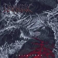 """Devangelic - 12"""" LP-Phlegethon (Turquoise splattered vinilo)"""