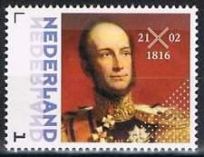 Persoonlijke zegel Koningshuis postfris MNH 03: Koning Willem II