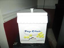 "New listing Popcorn Dispencer Ceramic 10"""