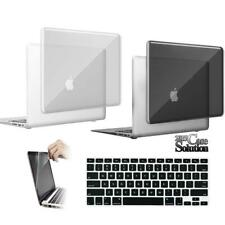 "Crystal Case Cover + keyboard Skin+ Screen Protector For MacBook 11 ""12"" 13"" 15"""