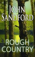 Rough Country (Center Point Platinum Mystery (Large Print))-ExLibrary