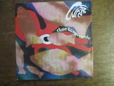 THE CURE 45 TOURS GERMANY CLOSE TO ME REMIX  (2)