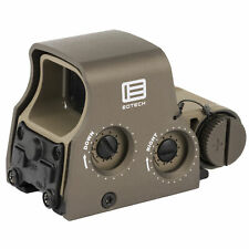 EOTech XPS2-0TAN MOA Duty Tactical Optic Holographic Weapon Sight XPS2