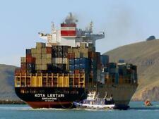 Photo. Ship KOTA LESTARI - SINGAPORE